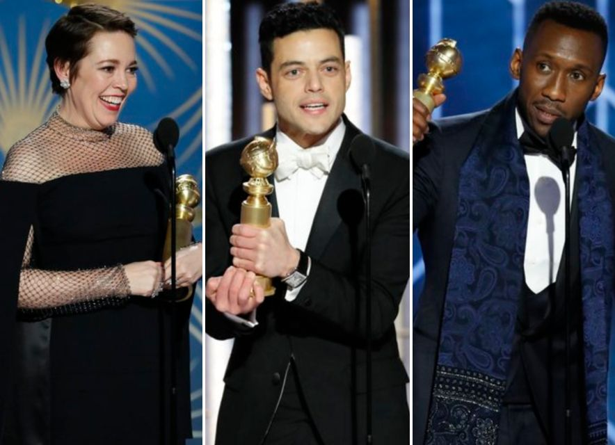 All The Winners From This Year's Golden