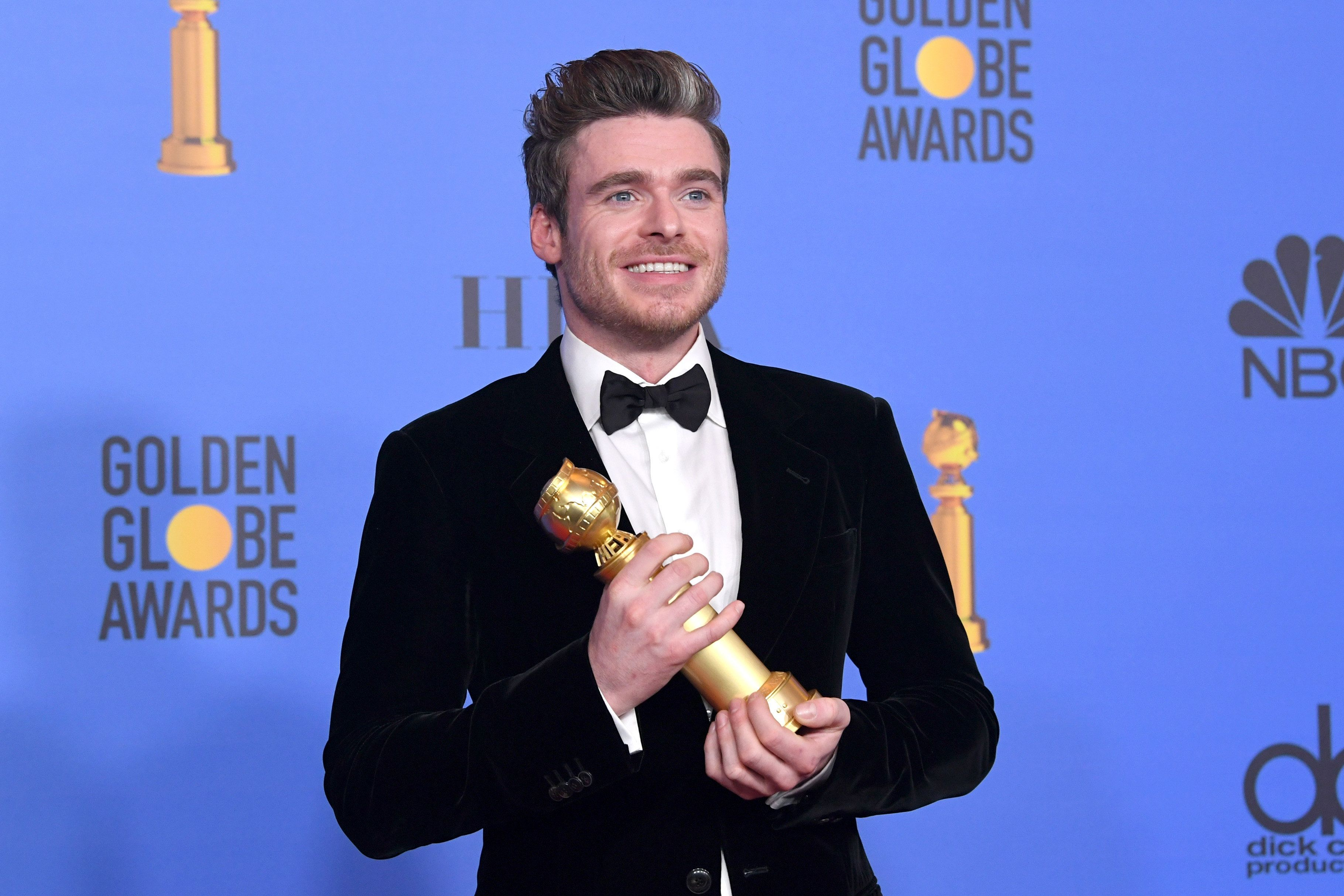 These Tweets Sum Up The Joy Of Richard Madden Winning A Golden