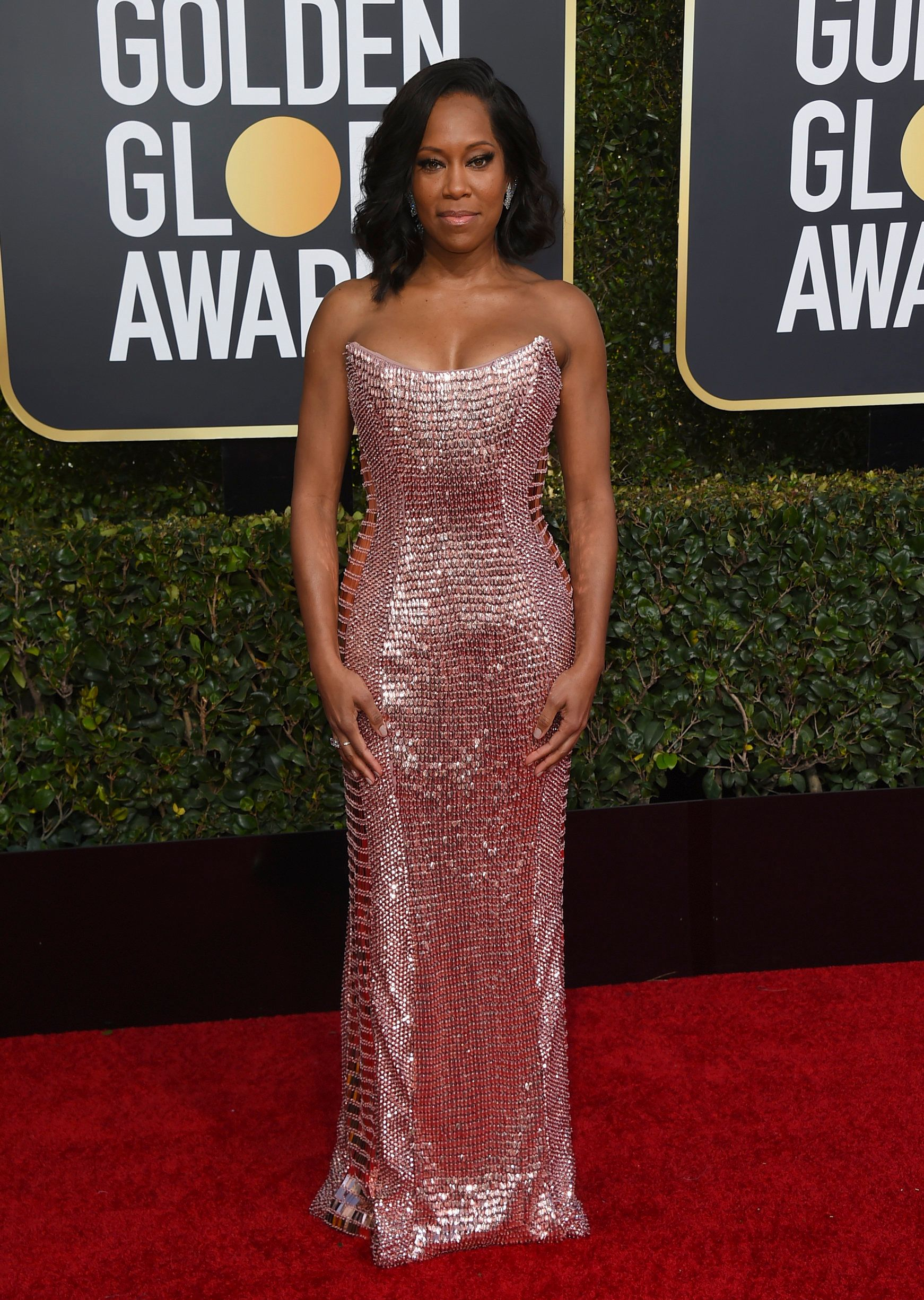 Regina King's 'Time's Up' Call To