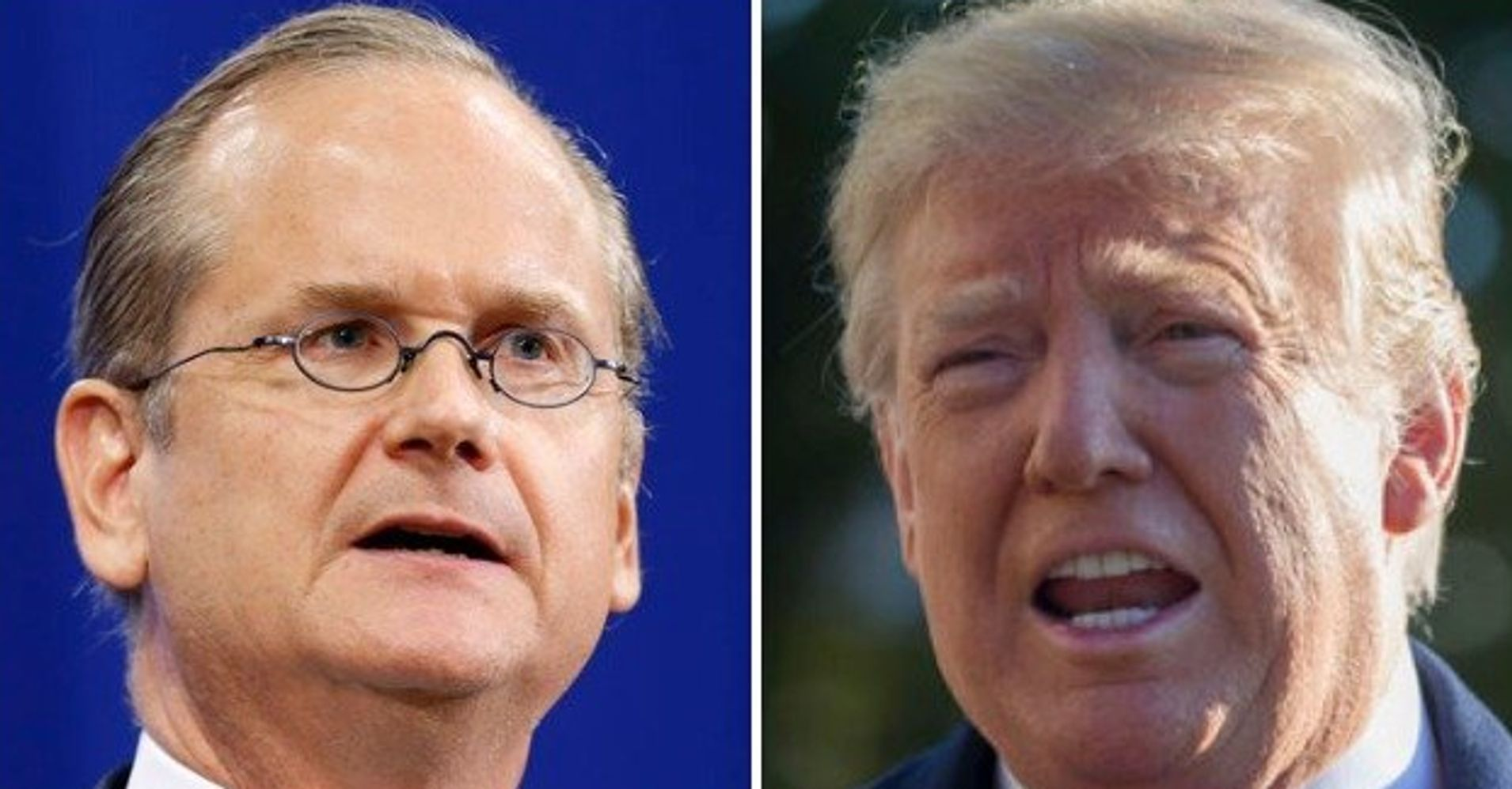 Donald Trump Is The Real National Emergency, Harvard Law Professor Lawrence Lessig Says