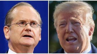There's a national emergency all right and it's called Donald Trump, says Constitutional law expert Lawrence Lessig.