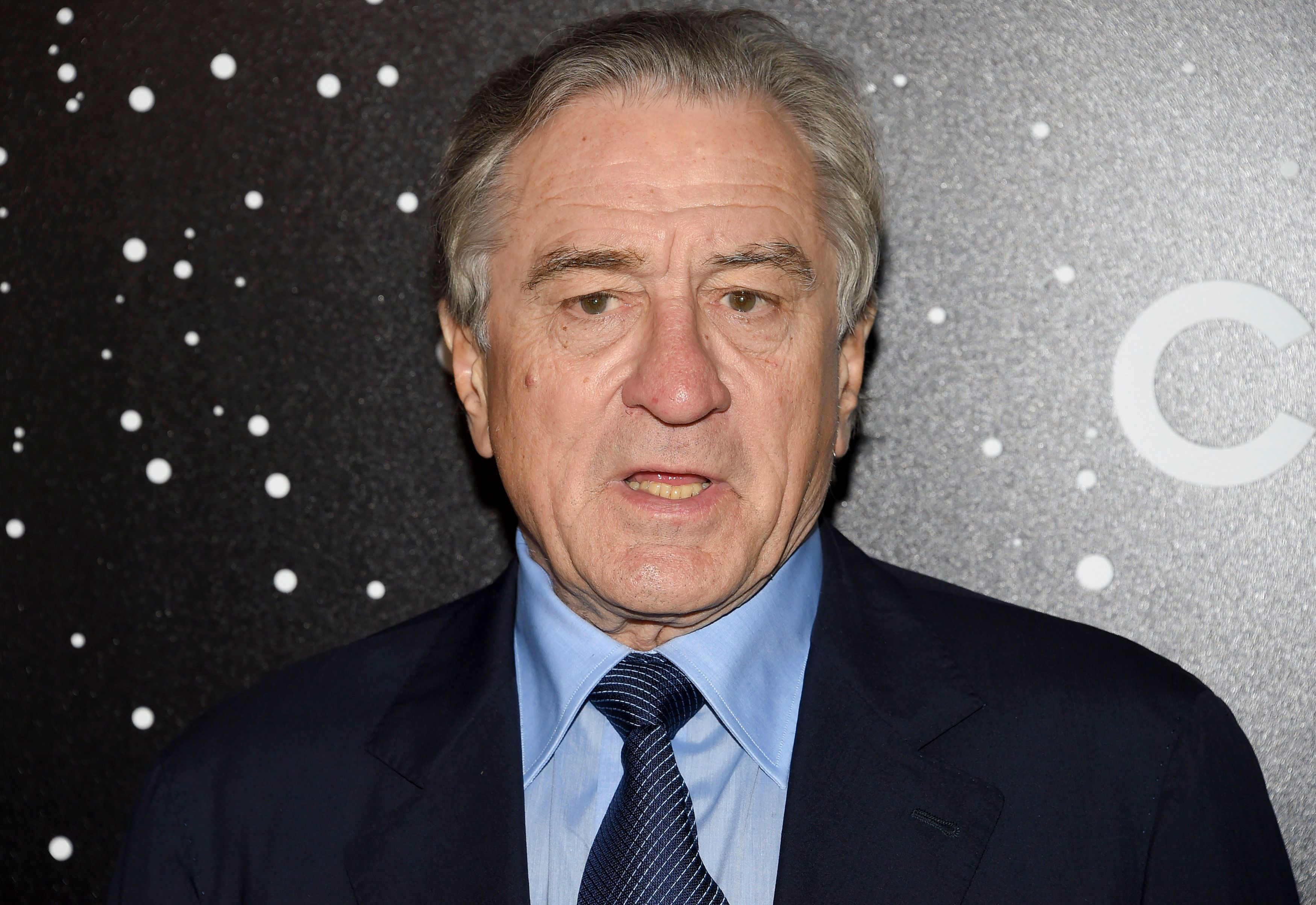 Robert De Niro On Trump: He's 'A Real Racist' And White