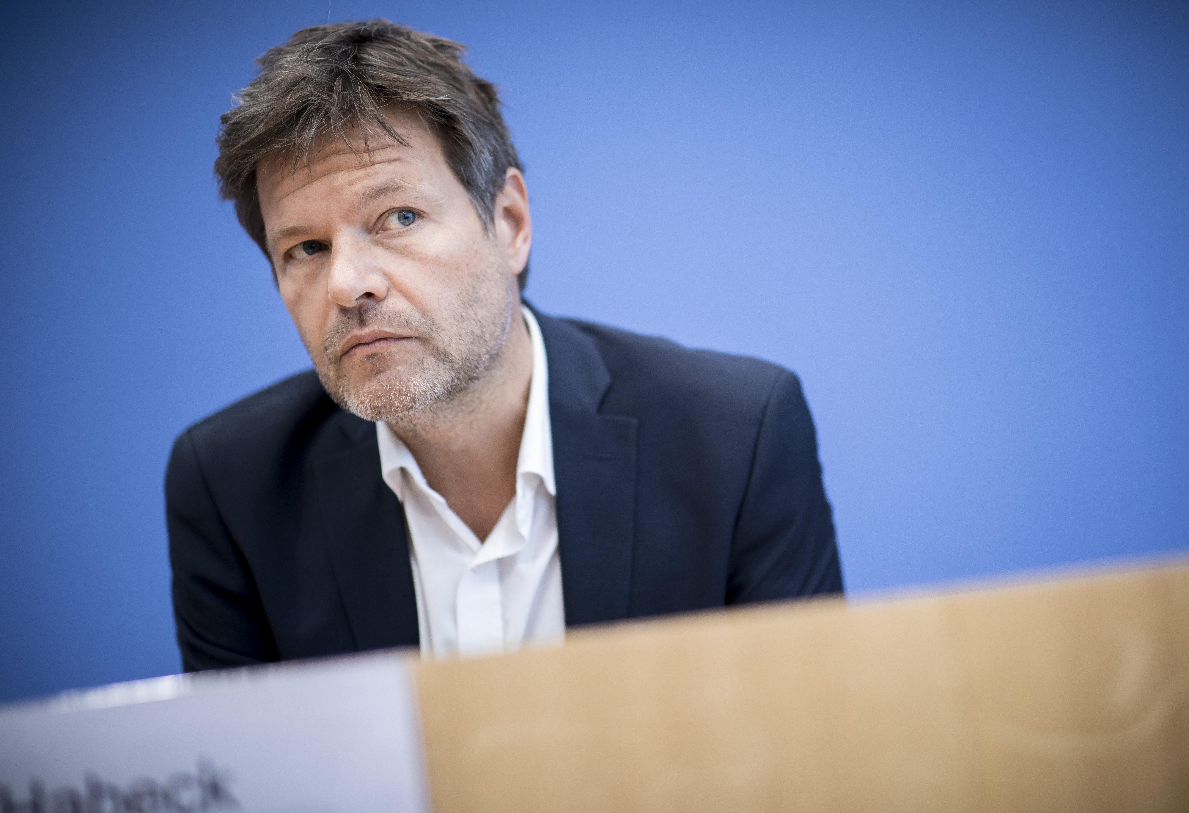 Grünen-Chef Habeck will nach Video-Eklat nicht mehr
