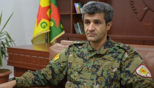 YPG-Sprecher: