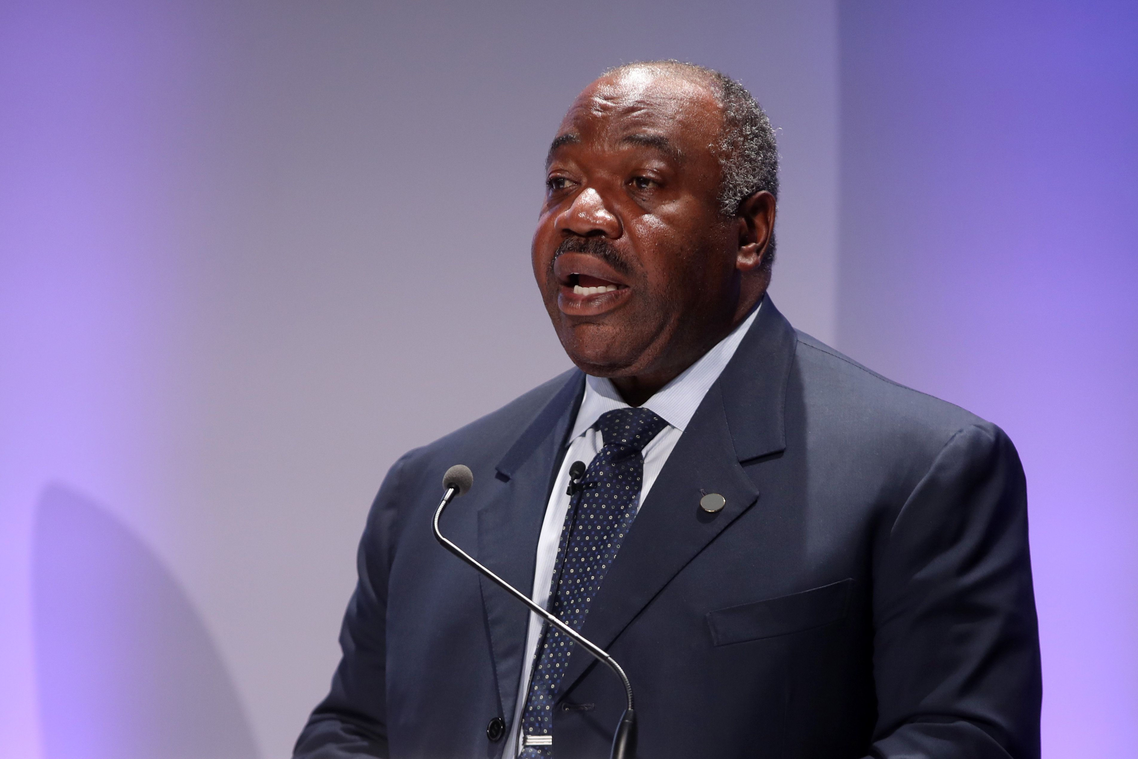 Gabon: apparente tentative de coup d'Etat en l'absence du président