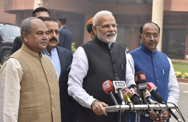 Cabinet Approves 10% Reservation For 'Economically Backward' Dominant Castes: