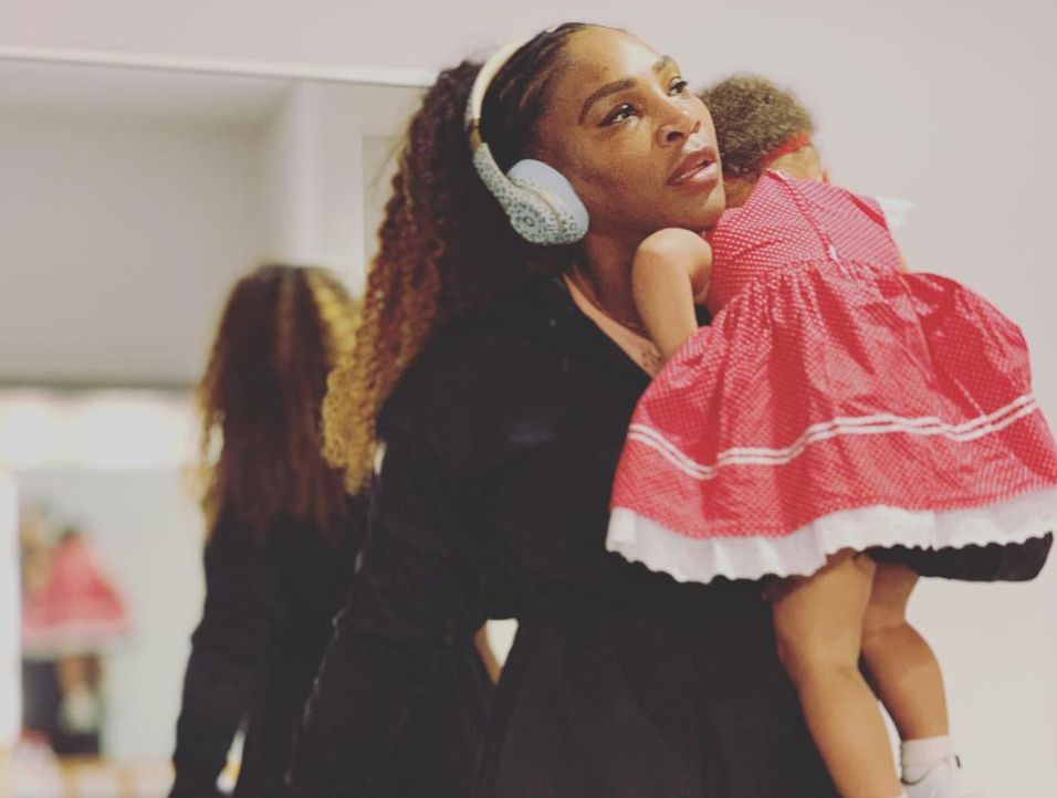 Why Serena Williams' Message About Working Mums Is All You Need To Start The