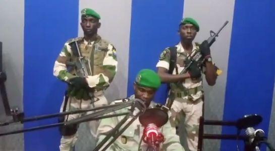 Coup d'État au Gabon: Le gouvernement annonce l'arrestation des