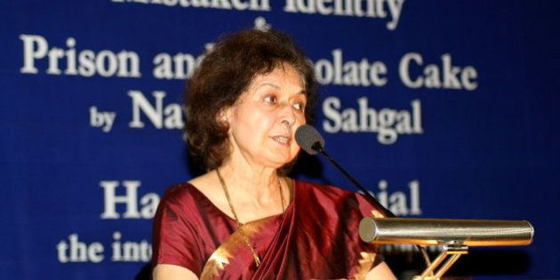 Nayantara Sahgal's Invitation To Lit Meet Withdrawn, Draws