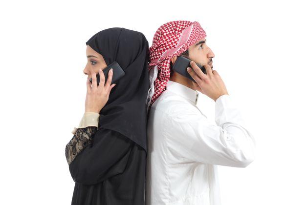 사우디 여성들은 이제 '이혼 문자'를 받아볼 수