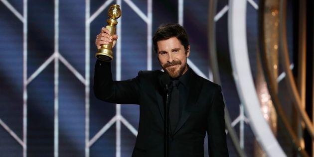 Ο Κρίστιαν Μπέιλ κέρδισε το βραβείο καλύτερου ηθοποιού και ευχαρίστησε τον