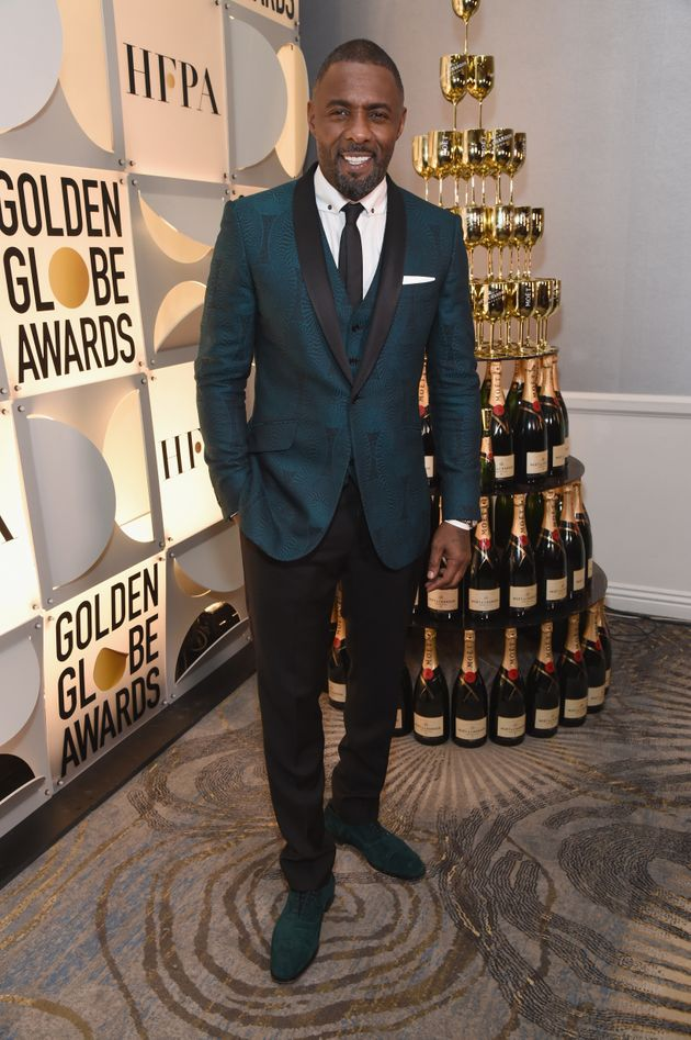 Idris Elba is strongly rumoured to be the next James