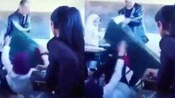 Éducation nationale: le ministère réagit à une vidéo montrant un enseignant faire tomber une élève en