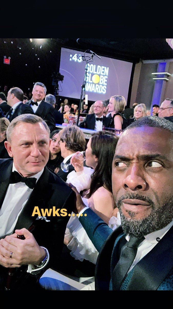 Idris Elba Reignites James Bond Speculation With This Daniel Craig
