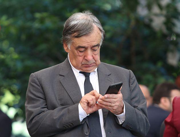 Leoluca Orlando bekämpfte früher die Mafia – jetzt stellt er sich gegen Salvini.