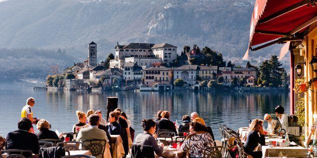 Os italianos não só prezam pela qualidade dos alimentos, como também pela qualidade de tempo para