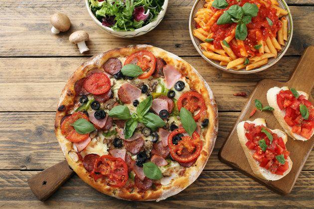 Na terra das pizzas e gelatos, como os italianos conseguem se manter o povo mais magro do
