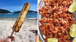 O que você NUNCA deveria comer na praia, segundo