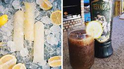 8 receitas fáceis de drinks diferentões para testar no