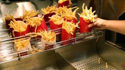 Estudo diz que batata frita do McDonald's pode curar a
