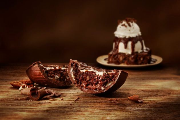 Outback lança ovo de Páscoa inspirado em sua sobremesa mais