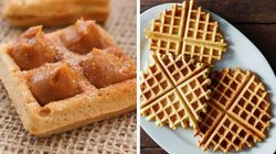 Dia do Waffle: Veja 9 receitas doces e salgadas mais gostosas do