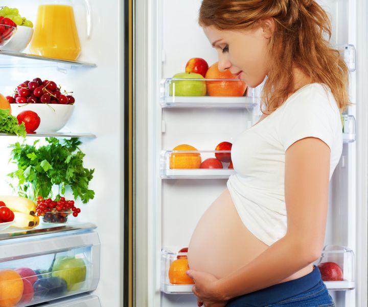 O folato é superimportante para as grávidas.