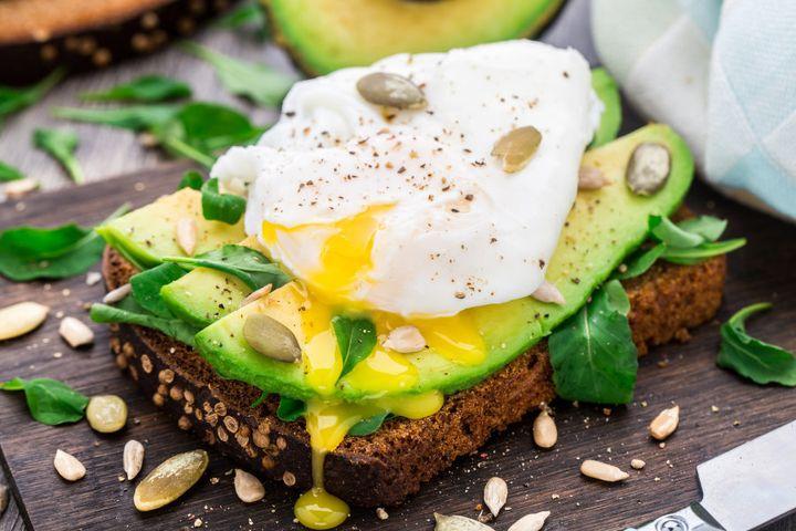 Ovos são uma excelente fonte de zinco.