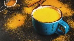 Golden Milk: Os benefícios e receitas do leite