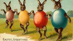 Por que nos presenteamos e comemos ovos de chocolate na