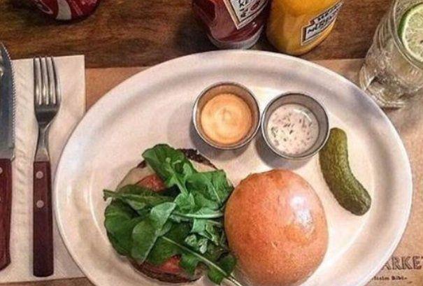 10 deliciosos hambúrgueres vegetarianos para experimentar em São