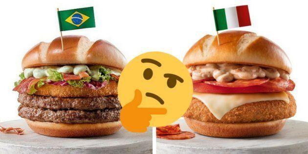 A rede de fast-food lançou oito combos especiais para a Copa do Mundo, que acontece na Rússia em junho...