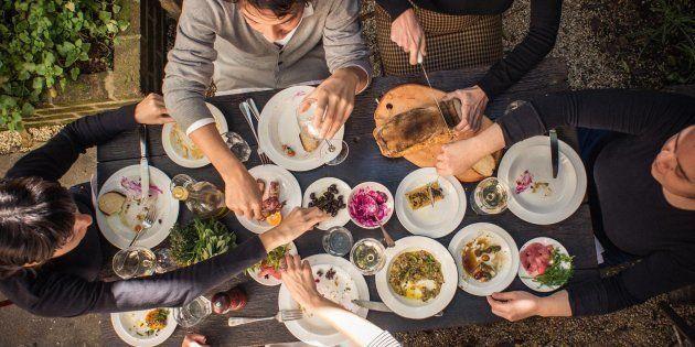 No restaurante Chou, compartilhar a comida é a regra da casa.