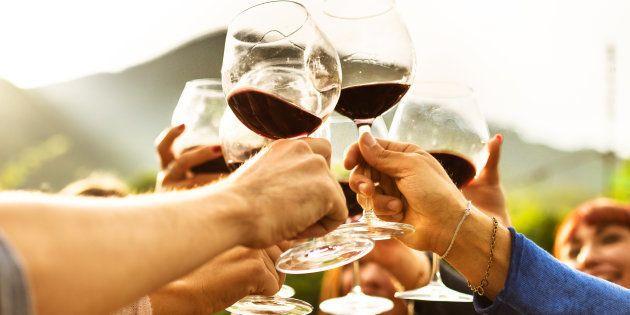 O Brasil conta com cerca de 150 vinícolas produzindo vinhos finos.