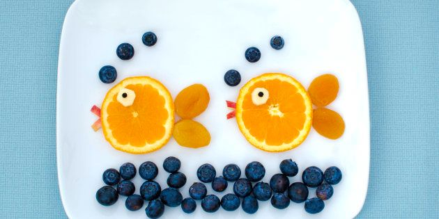 Na hora da escolha, também vale variar os alimentos e torná-los mais coloridos e divertidos.