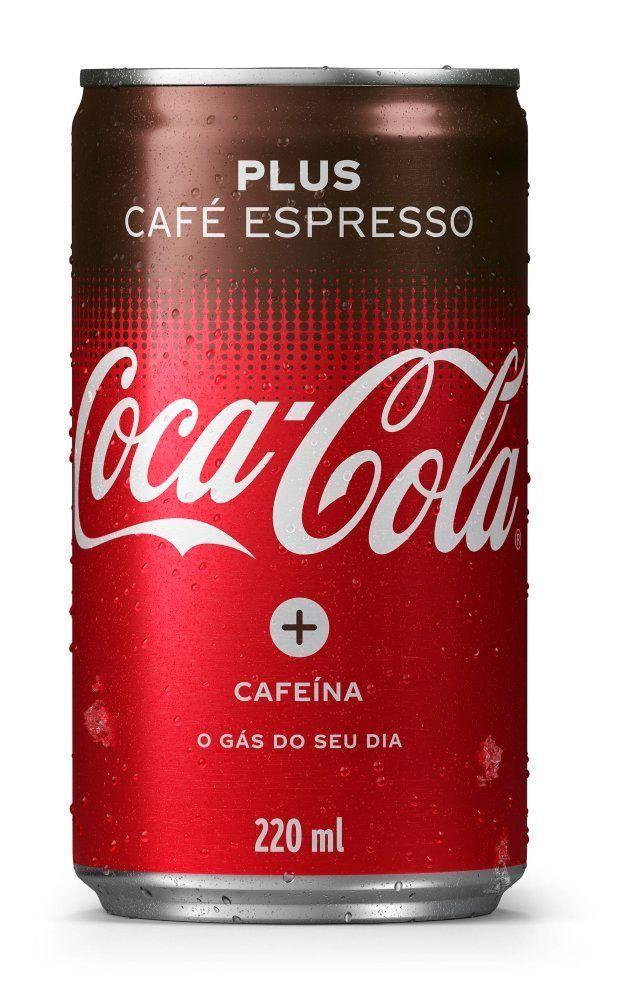 Coca-Cola lança versão 'café expresso' que tem 40% mais