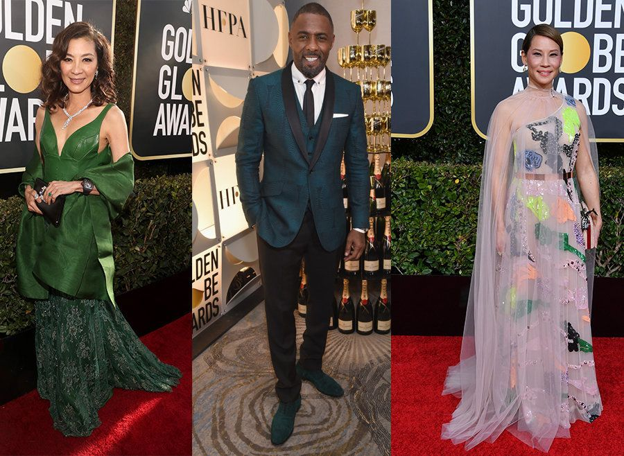 Here's How To Rock The Emerald Green Trend From The Golden