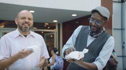 Burger King lança propaganda contra o voto em branco e