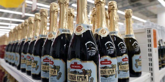 Busca por champanhes e espumantes aumenta bastante com a chegada das festas de fim de