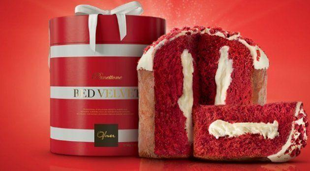 Red Velvet é a maior sensação do Natal à venda na Ofner.
