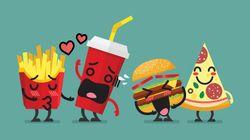 A (má) influência do fast-food e da comida processada em seu humor e seus