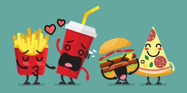 Como fast-food e comida processada podem mudar o nosso