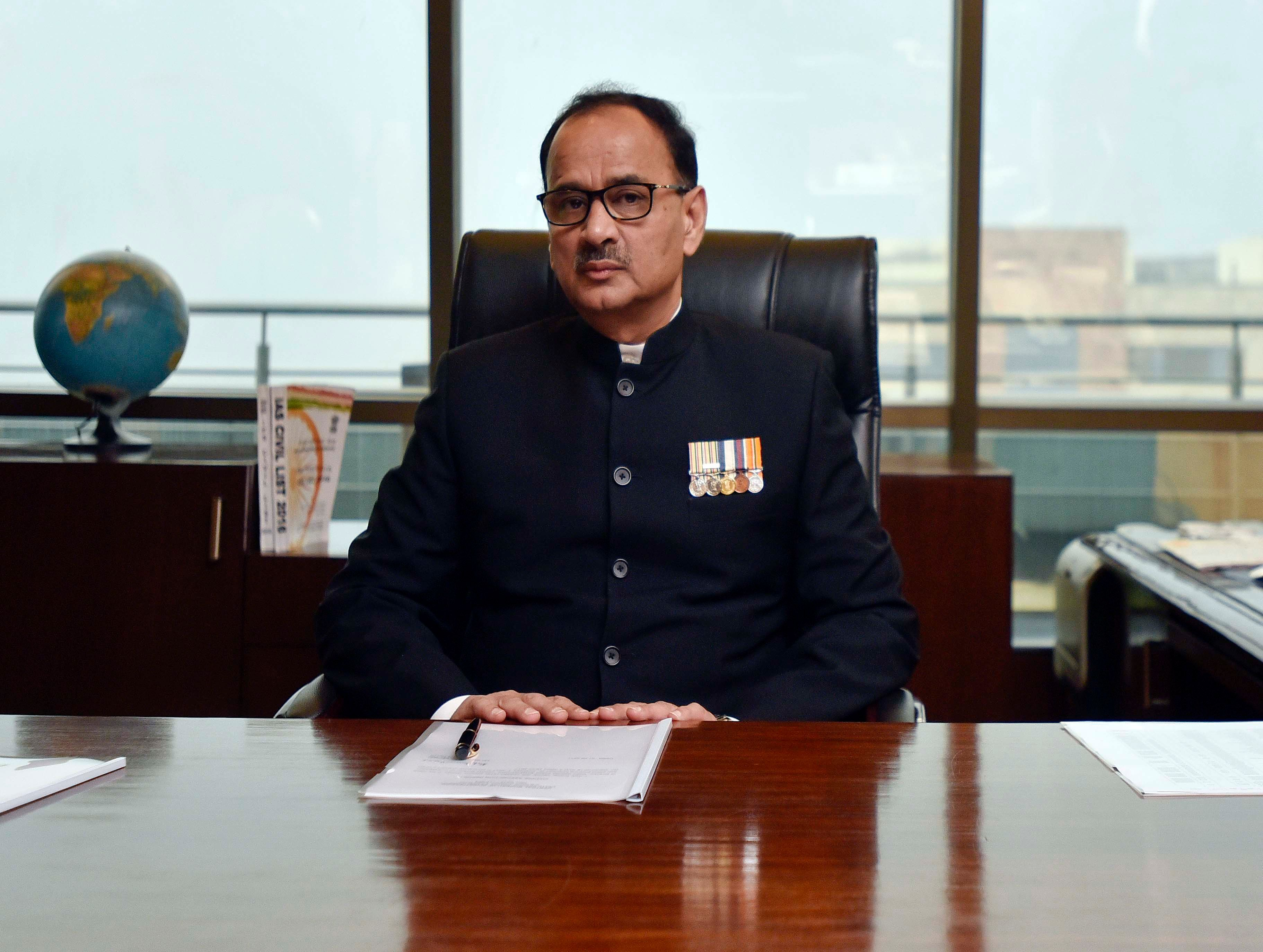 Supreme Court Verdict On CBI Director Alok Verma's Plea on