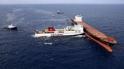 Les principales conclusions de l'enquête sur la collision entre les navires Ulysse et CLS