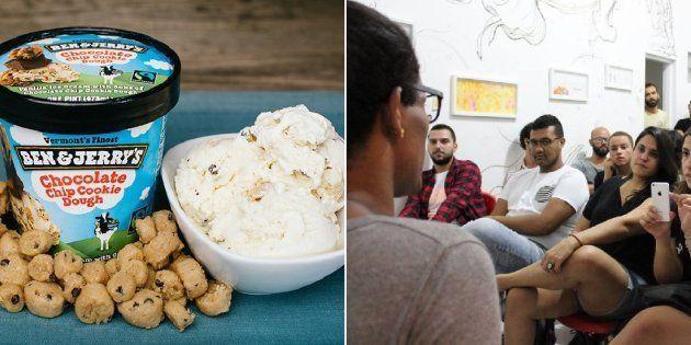 Em ação, Ben & Jerry's doará toda a renda de sorvetes vendidos hoje para centro de acolhimento