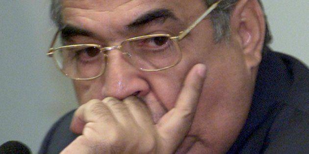 Eurico Miranda, o controverso presidente do clube Vasco da