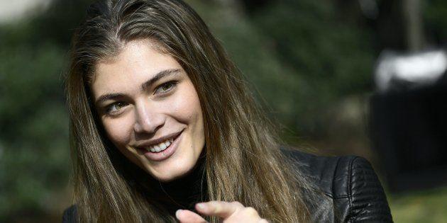 Valentina Sampaio sobre mundo da moda: 'Quero ser reconhecida pela mulher que