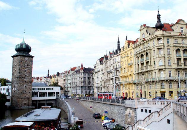 Praga, cidade das cem