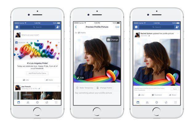 Mês LGBT: Botão arco-íris permitirá mostrar seu orgulho no