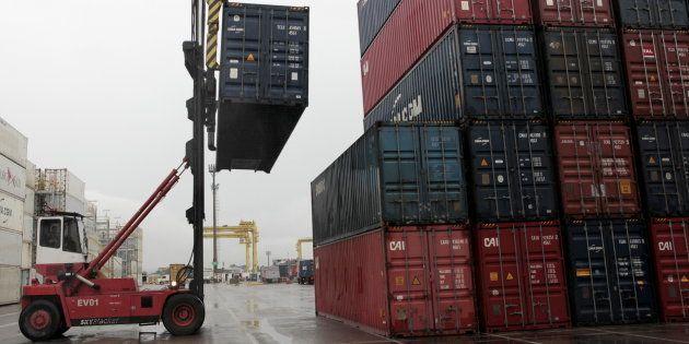 Fábricas preparam transporte de cargas em navios em Jaraguá do Sul